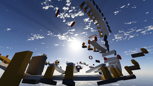Jet Car Stunts 2 1.0.23 screenshots 2