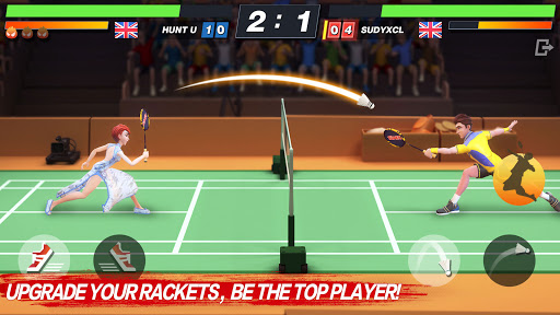 Badminton Blitz - Free PVP Online Sports Game  Screenshots 3