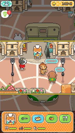 Code Triche Food Truck Pup: Chef cuisine apk mod screenshots 4