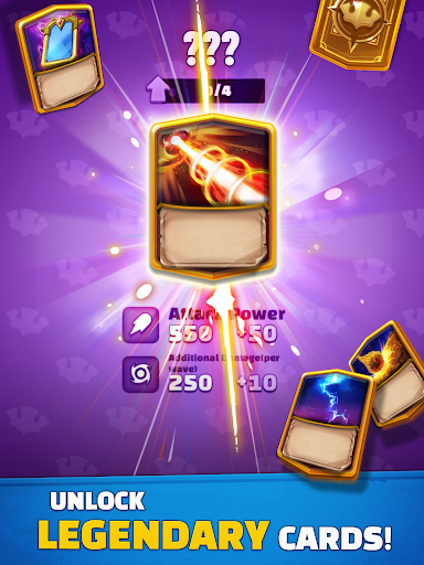Random Card Defense : Battle Arena 1.0.30 screenshots 14