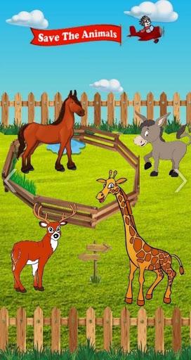 Zoo For Preschool Kids 3-9 - Animals Sounds  Screenshots 4