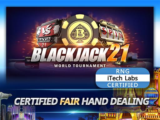 Blackjack - World Tournament 1.2.155 screenshots 5