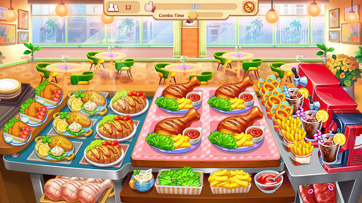My Restaurant: Crazy Cooking Games & Home Design 1.0.30 screenshots 2