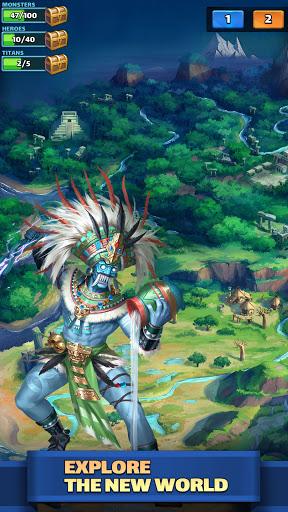 MythWars & Puzzles: RPG Match 3 2.3.1.3 Screenshots 20