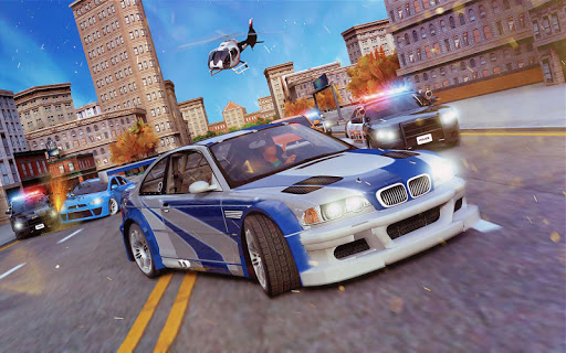 Police Car Chase - Mission 2020 Escape Game android2mod screenshots 4