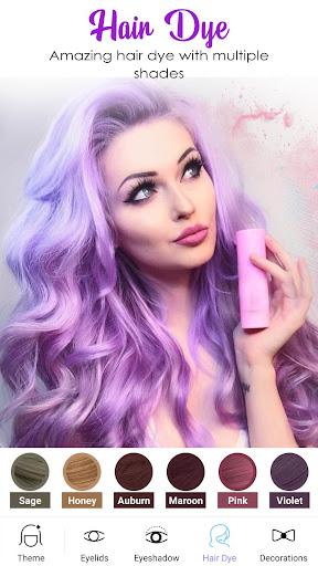 Face Makeup Camera - Beauty Makeover Photo Editor 1.0.0 Screenshots 8