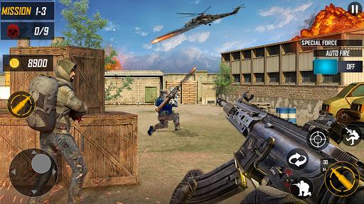 Special Ops FPS Survival Battleground Free-fire 1.0.10 Screenshots 17