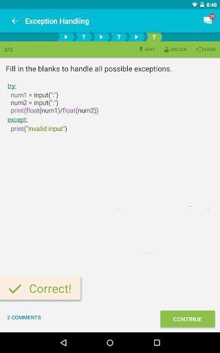 Learn Python  Screenshots 15