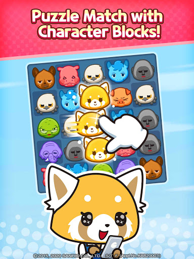 Aggretsuko : the short timer strikes back 1.9.2 screenshots 7