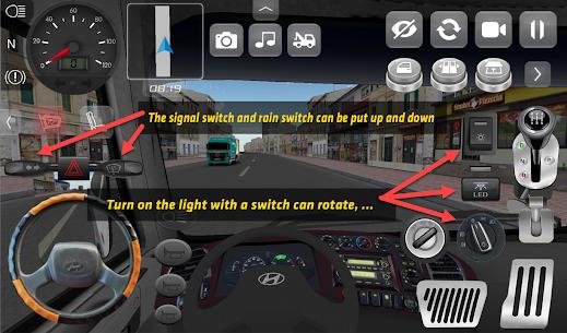 Minibus Simulator Vietnam (MOD, Unlimited Money) For Android 3