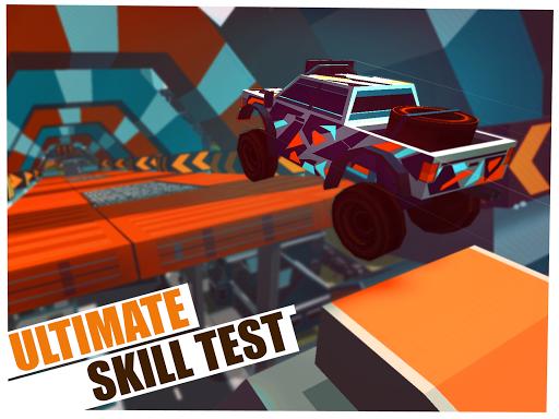 Skill Test - Extreme Stunts Racing Game 2020 screenshots 8