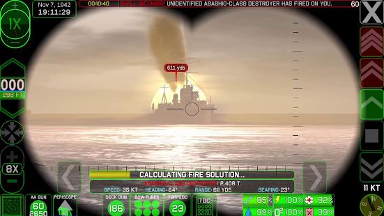 Crash Dive 2: The Silent Service Mod Apk