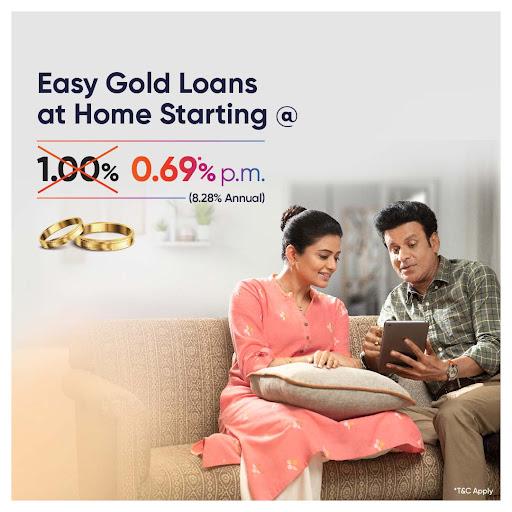 Gold loan at home - Rupeek Doorstep Gold loan app  screenshots 1