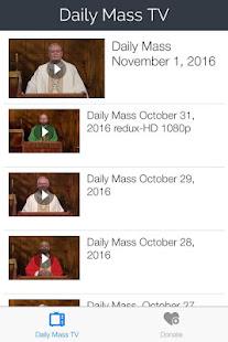 Daily TV Mass
