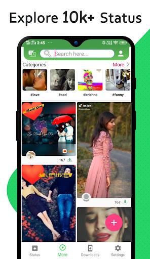 Status Saver - Downloader for Whatsapp 1.93 Screenshots 3