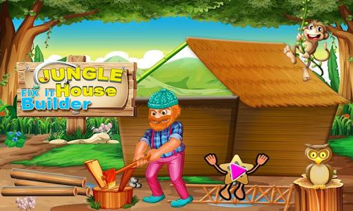 Jungle House Builder u2013 Farmhouse Construction Sim 1.1.4 screenshots 6