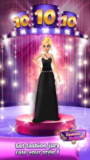 3D Fashion Superstar Dress Up screenshots 1