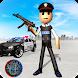Grand Stickman Police Hero Crime City Jail Break - Androidアプリ