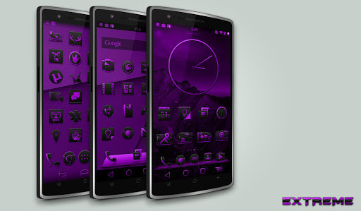 JB Extreme Launch Theme Purple For PC Windows (7, 8, 10, 10X) & Mac Computer Image Number- 13