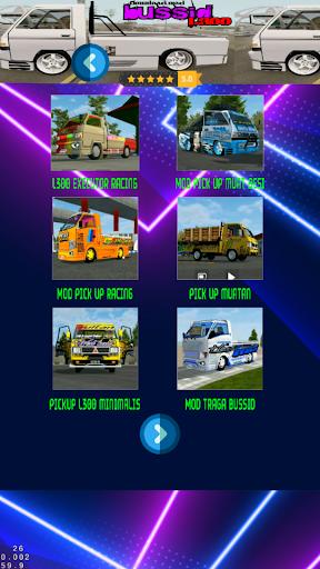 Download Mod Bussid L300 1.0 Screenshots 5