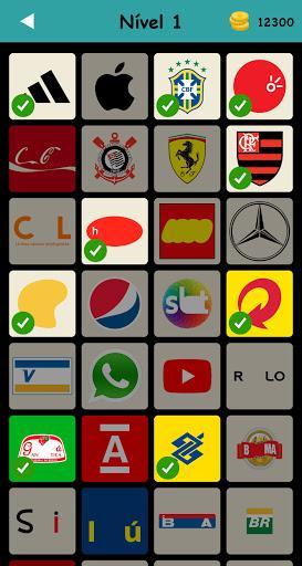 Logo Test: Brazil Brands Quiz, Guess Trivia Game 2.3.2 screenshots 1