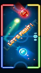 Neon Air Hockey  For Pc – (Windows 7, 8, 10 & Mac) – Free Download In 2021 2