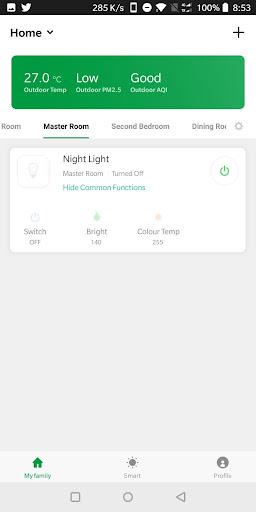 Green Dot Smart Home 1.0.2 Screenshots 2
