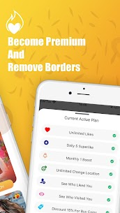 Meetly – Free Dating App, flirt hookup Adult Meet 3