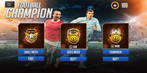 Real Soccer Game 2021 - Football Games  screenshots 1
