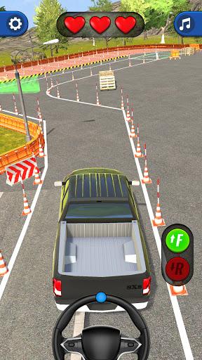 Driving School Test screenshots 4