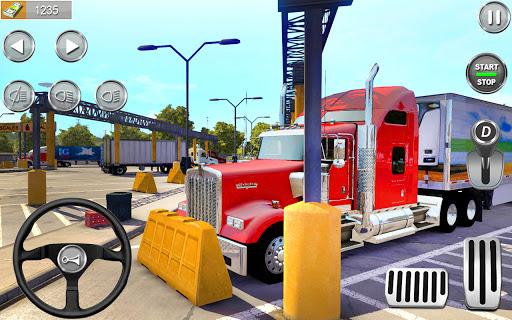 American Cargo Truck Simulator : Truck Driving Sim 1.1 screenshots 8