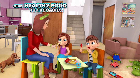 Virtual Baby Sitter Family For Pc, Laptop In 2020 | How To Download (Windows & Mac) 2