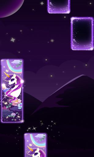 Magic Unicorn Piano tiles 3 - Music Game  Screenshots 2