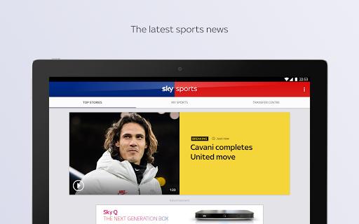 Sky Sports apktram screenshots 13