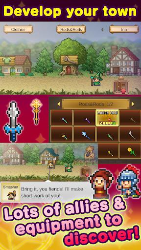 Magician's Saga  screenshots 2