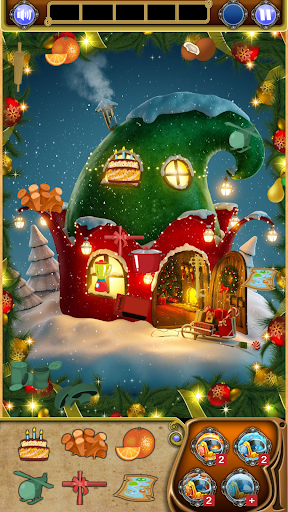 Christmas Quest: A Hidden Object Adventure  screenshots 1