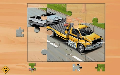 Free Kids Vehicles  City Trucks  Buses  puzzle toddler 5
