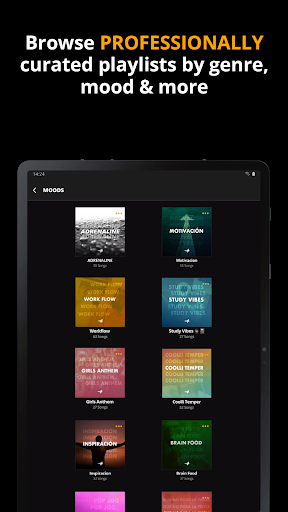 Audiomack: Download New Music Offline Free apktram screenshots 9