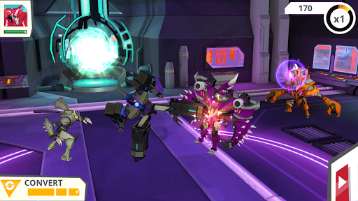 Transformers: RobotsInDisguise  Screenshots 2