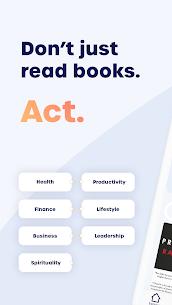 Mentorist – Learn Skills from Nonfiction Books (MOD APK, Premium) v4.7.1 1
