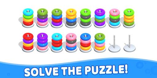 Color Hoop Stack - Sort Puzzle 1.1.2 screenshots 7