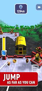 Crash Delivery! Destruction  smashing flying car! Apk Download 3