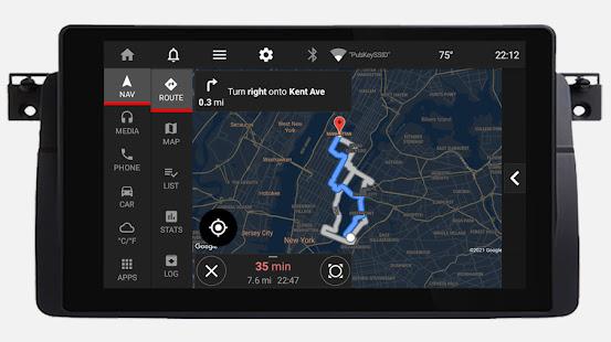 Car Penguin: Head Unit Launcher & Navigation 1.8 Screenshots 19