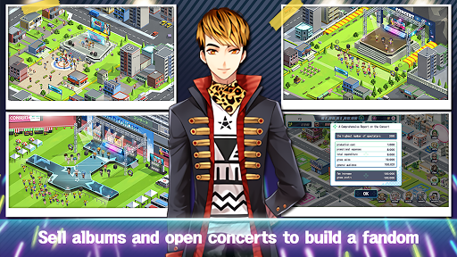 Boy Band : K-POP IDOL 1.0.63 screenshots 6