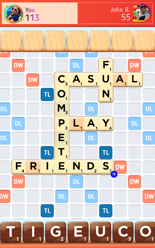Scrabbleu00ae GO - New Word Game screenshots 23