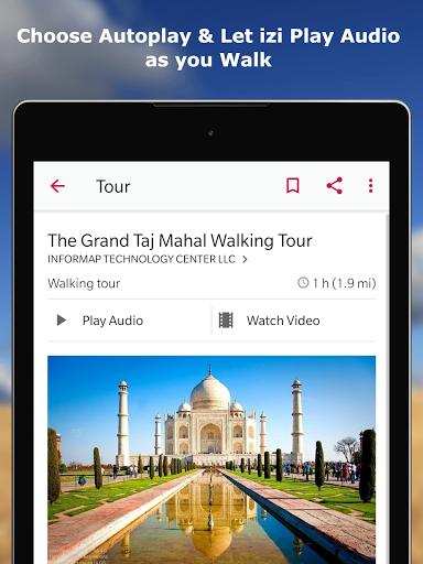 izi.TRAVEL: Get Audio Tour Guide & Travel Guide 6.3.16.477 Screenshots 15