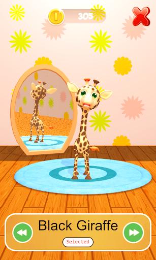 Talking Giraffe 1.54 screenshots 3