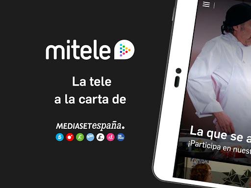 Mitele - Mediaset Spain VOD TV apktram screenshots 6