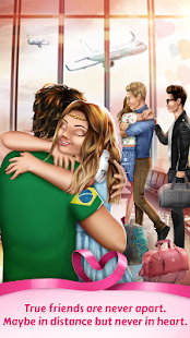 Teen Love Story Games For Girls Screenshot
