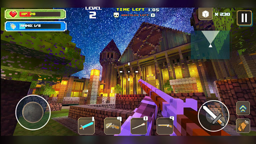Dungeon Hero: A Survival Games Story  screenshots 5